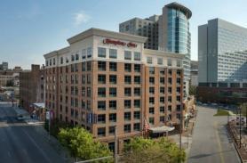 Hampton Inn by Hilton Baltimore-Downtown Completes Renovation
