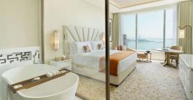 St. Regis Hotels & Resorts Makes Glamorous Debut on Dubai's Iconic Palm Jumeirah Island