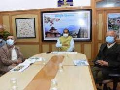 The Himachal CM directs completion of tourism projects on time