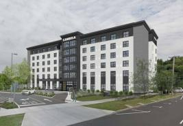 Cambria Hotel New Haven Breaks Ground As Upscale Brand Continues United States Expansion In Key Markets