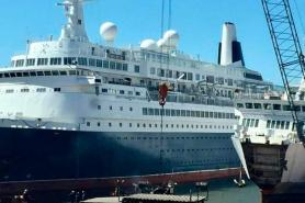 Another Classic Cruise Ship Scrapped
