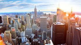 New York temporarily dropping hotel room occupancy tax