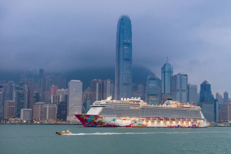 Hong Kong Gearing Up To Approve Cruises To Nowhere