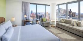 Element unveils huge Philadelphia hotel