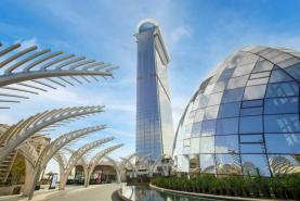 New St. Regis hotel opens on Dubai's Palm Jumeirah