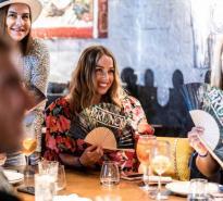 COYA Dubai relaunches its Friday Brunch