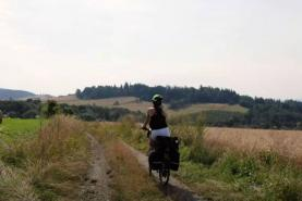 On the road: travel blogger pedals west to east along Poland's southern border