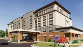 Vision Hospitality Group Opens Hampton Inn By Hilton Blue Ridge In North Georgia
