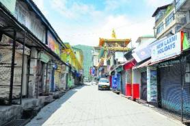 Hit by Covid restrictions, 50 hotels in Dharamsala up for sale