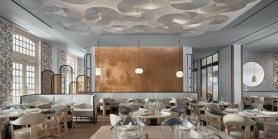 Design concept: Raffles Hotel Singapore