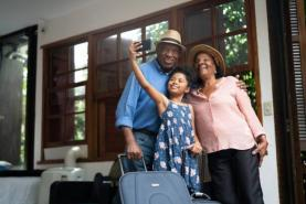 Many Grandparents Will Visit Grandchildren as First Post-Pandemic Trip