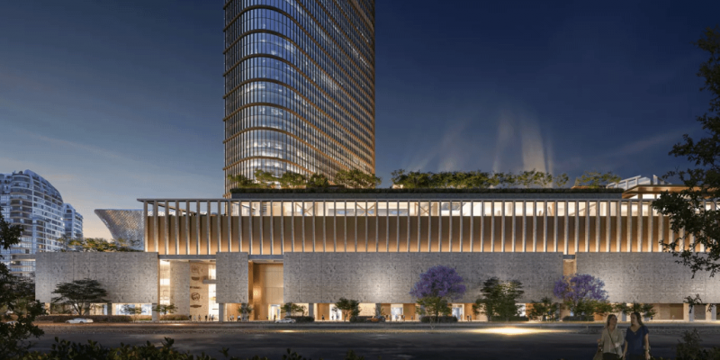 Rosewood lines up chic Mexico City hotel