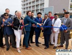 Cambria Hotels Makes Waves With Ocean City, Maryland Debut