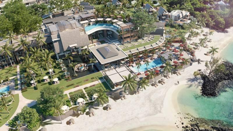 New luxury resort set to open on Mauritius