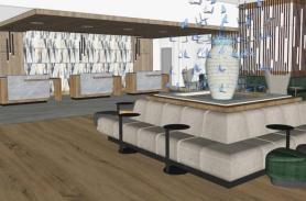 Sheraton Park Hotel at the Anaheim Resort Begins Renovation