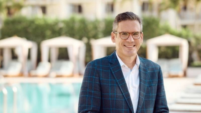 Billy Cueto Joins Four Seasons Resort Palm Beach as Resort Manager