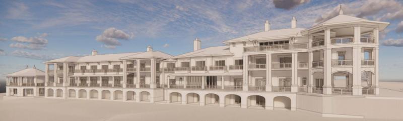 Village, Resort Negotiating New Hotel Details