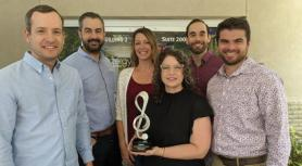 Vizergy Named Partner of the Year for Its Leading-Edge Digital Sales and Marketing Platform