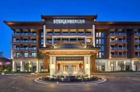The Steigenberger Jinan Fengming Welcomes Guests