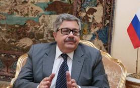 No quick lifting of air travel restrictions: Russian envoy