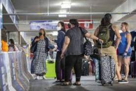 Long wait for transport rides raise Las Vegas tourism concern