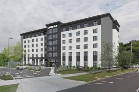 Cambria Hotel New Haven Breaks Ground