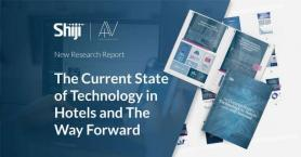 """New Report """"The Current State of Technology in Hotels and The Way Forward"""" Sees Complete Industry Migration Towards Cloud"""