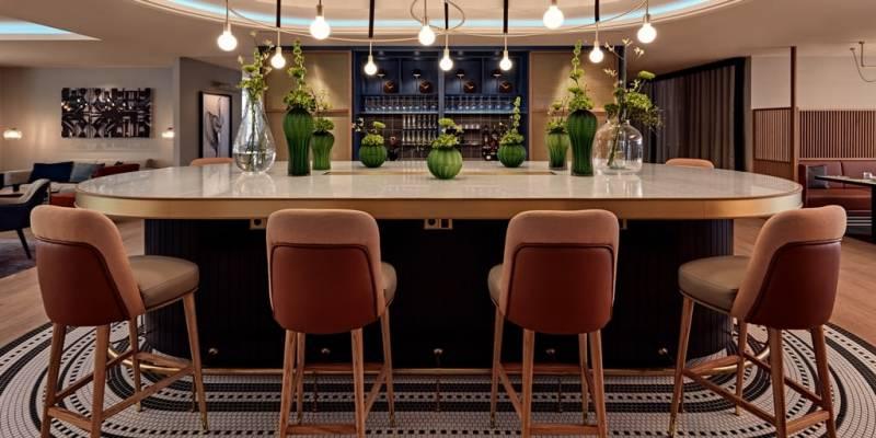 Design concept: Hilton Vienna Park