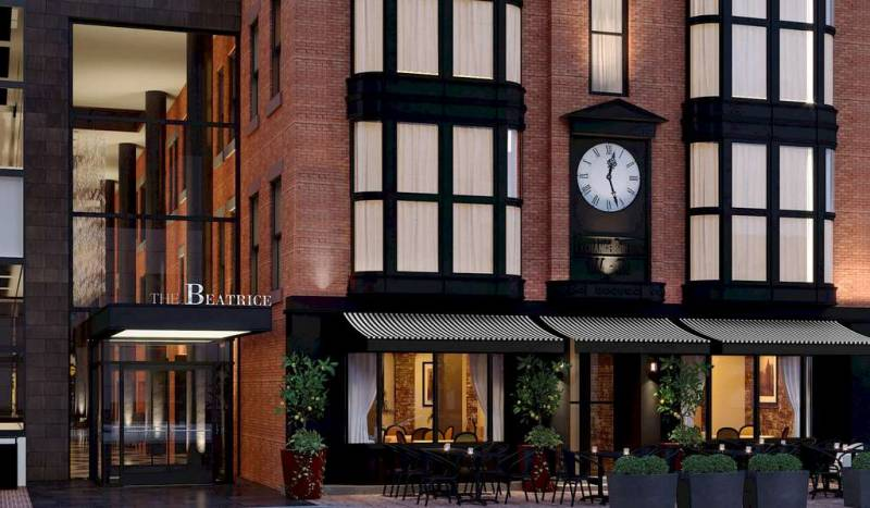 The Beatrice, A New Boutique Hotel To Debut In Downtown Providence