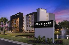 Courtyard by Marriott Jacksonville Butler Boulevard Completes Renovation