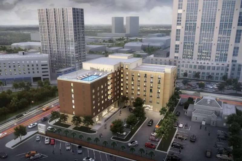 Hilton Garden Inn and Home2 Suites by Hilton Orlando Downtown