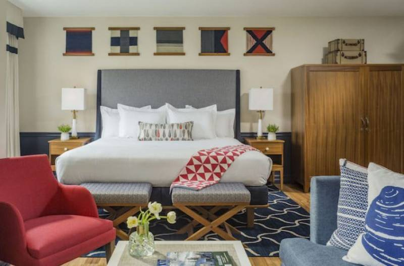 XSS Hotels Acquired Controlling Interest in Two Portland, Maine, Hotels