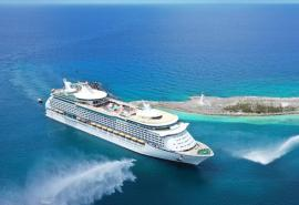 Royal Caribbean's Adventure of the Seas Arrives in Nassau Ahead of First Sailing