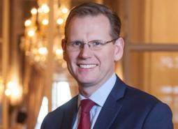 GETTING TO KNOW: Matthew Long, general manager, Luton Hoo Hotel