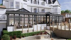 Carbis Bay Hotel completes new bespoke orangery in time to host world leaders for G7 Summit