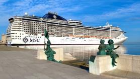 MSC Splendida Restarts Cruising and Welcomes Back Guests