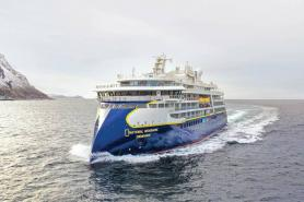 National Geographic Endurance To Sail in Iceland in July 2021