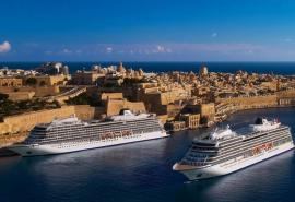 Viking Prepares to Launch Voyages From Valletta as Malta Reopens for Americans
