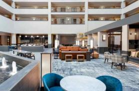 Hilton Charlotte Airport Completes Renovation