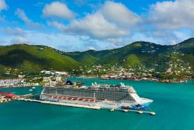 Norwegian Cruise Line Announces Strategy to Reach Carbon Neutrality