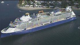 First cruise ship to sail from Florida as industry seeks comeback