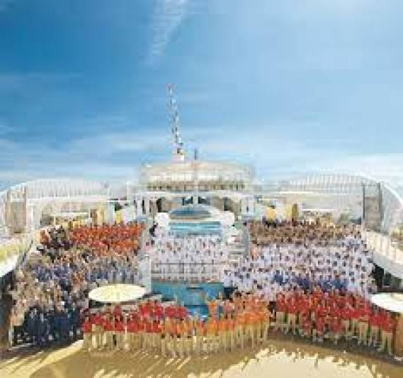 Crew Members Talk Ship Amenities Available To Them