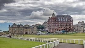 New owners at The Scores Hotel overlooking St Andrews lay plans for investment