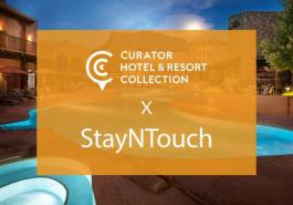 Curator Hotel & Resort Collection Selects StayNTouch As A Preferred PMS Partner