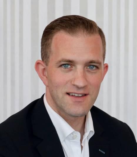 Felix Hartmann appointed Regional Director of F&B, Continental Europe at Hilton