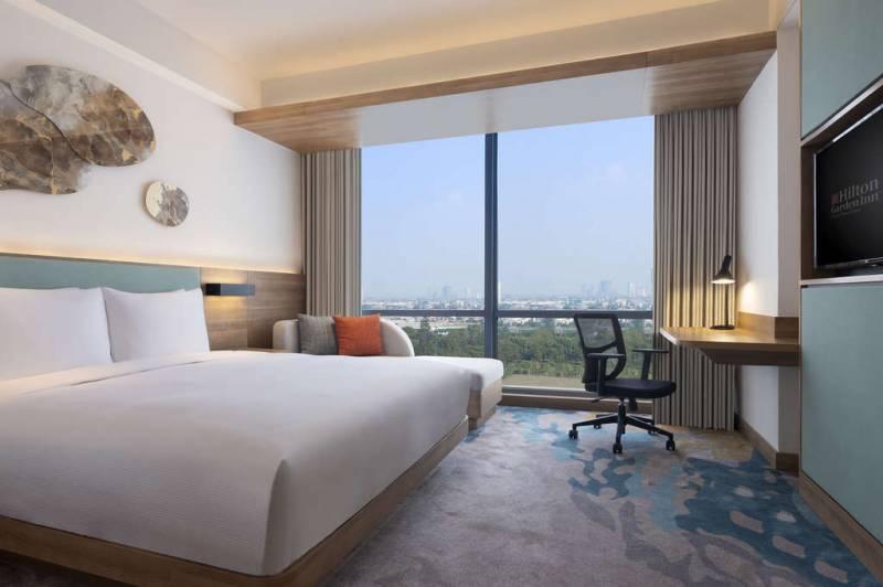 Hilton Garden Inn Brand Debuts In Jakarta, Indonesia