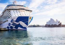 Princess Cancels Australia Cruises Through December 19