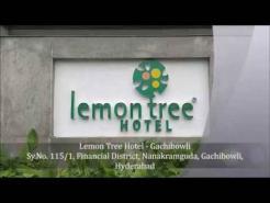 Lemon Tree Hotel Gachibowli Video Tour