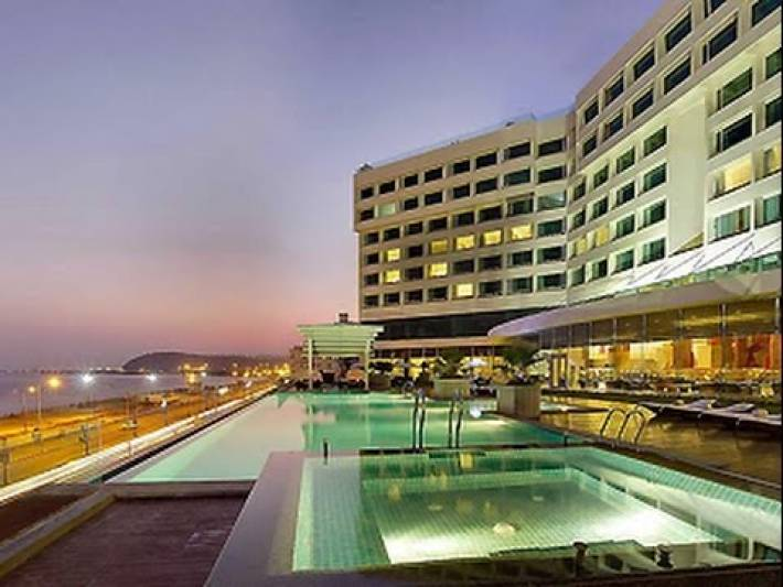 NOVOTEL  Vizag : One of the best beach side hotel of INDIA PART 4