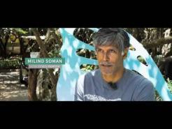 Milind Soman at Le Méridien Mahabaleshwar Resort & Spa